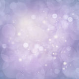 Violet Lights Festive background Royalty Free Stock Images