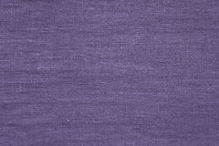 Violet linen rough texture background Stock Images