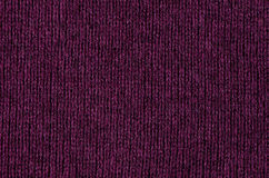 Violet mohair woven texture Royalty Free Stock Photo