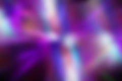 Violet onduidelijk beeld Stock Fotografie