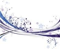 Violet ontwerp stock illustratie