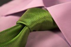 Violet overhemd stock foto