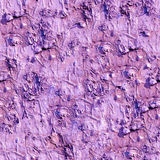 Violet paint seamless background. Stock Photo