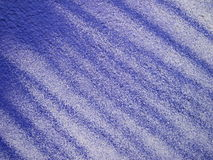 Violet painted abstract Royalty Free Stock Photography