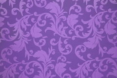 violet pattern Stock Photo