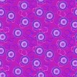 Violet pattern Stock Photos