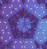 A violet pattern Stock Photos
