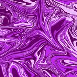 Violet Pink Liquid Marble Background Images stock