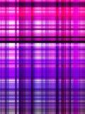 Violet, pink, red, white, black plaid light background vector illustration