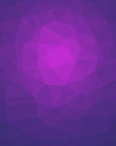 Violet Poligon Vertical Background Image libre de droits
