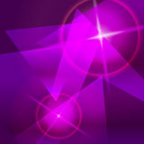 Violet purple abstract vector background Royalty Free Stock Photos