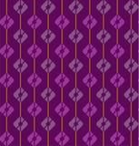 Violet, purple, seamless pattern, squares, stripes, geometric, multi-color. Stock Image