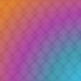 Violet rhomb abstract background Stock Image