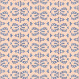 Violet sack seamless pattern background vector Royalty Free Stock Images
