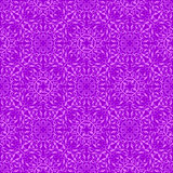 Violet seamless wallpaper pattern Royalty Free Stock Photography