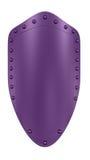 Violet Shield Images stock