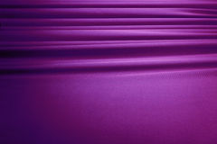 Violet silk curtain background Royalty Free Stock Photography