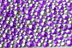 Violet and silver texture Royalty Free Stock Image