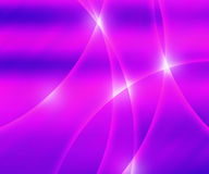 Violet Smoth Lights Background Royalty Free Stock Photography