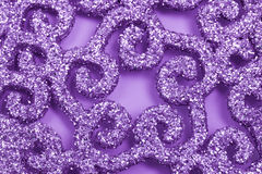Violet sparkling background royalty free stock photography