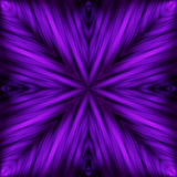 Violet Striped Angular Background de couleurs de nuit illustration libre de droits