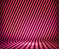 Violet Striped Background Show Room Royalty Free Stock Photo
