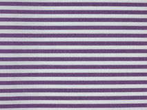 Violet Striped fabric texture background Stock Photo