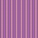 Violet stripes Stock Image