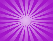 Violet Sun Light Stock Image