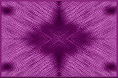 Violet svartfärgmodell från suddiga band i en ram Design för författare` s vektor illustrationer