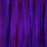Violet swirl Stock Image