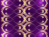 violet tło Fotografia Royalty Free