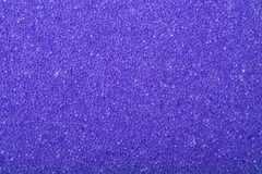 Violet texture cellulose foam sponge background Royalty Free Stock Photos