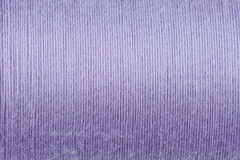 Violet thread texture background Royalty Free Stock Photography