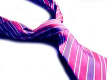 Violet tie Royalty Free Stock Photos