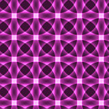 Violet transparent circles - semaless background Stock Images