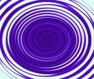 Violet twirl Royalty Free Stock Photos