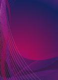 Violet vertical lines. Violet and pink lines on violet vertical background Royalty Free Stock Images