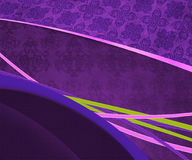 Violet Vintage Exclusive Background Royalty Free Stock Images