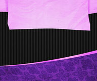 Violet Vintage Exclusive Background Royalty Free Stock Image