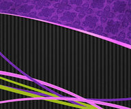 Violet Vintage Exclusive Background Royalty Free Stock Photos