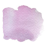 Violet watercolor background Royalty Free Stock Photos