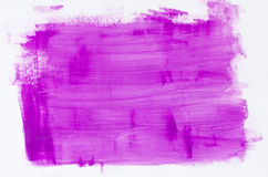 Violet watercolor painting texture Royalty Free Stock Images