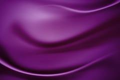 Violet wavy background Stock Images