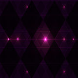 Violet wink vintage pattern background Stock Image