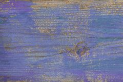 Violet wooden old background in country style. Royalty Free Stock Images