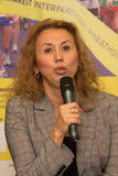 Violeta Beclea-Szekely Immagine Stock