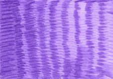 Violeta pintada desigual, fondo púrpura ilustración del vector