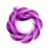 Violetabstrakt begreppsidor vektor illustrationer