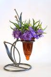 Violetas Fotografía de archivo libre de regalías